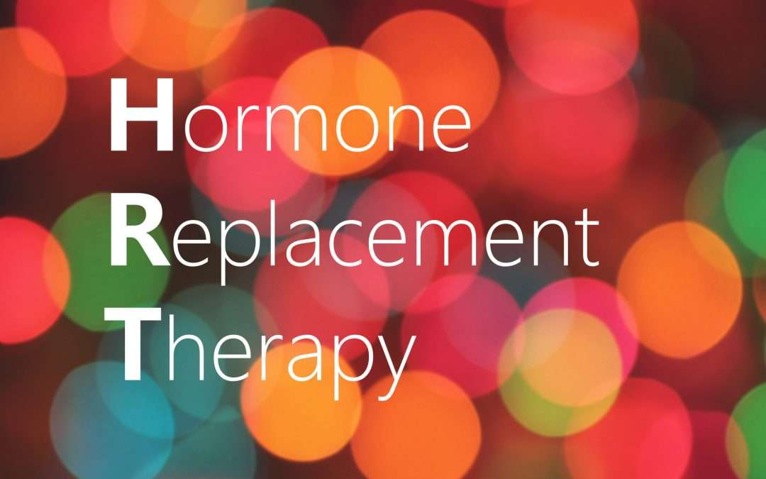side effects of stopping hormone replacement therapy